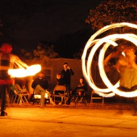 Molotov Cocktail Party - Fire Performer in Jacksonville, Florida