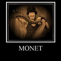 Monet Leggett - Harpist in Livonia, Michigan