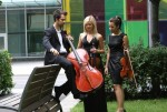 Montreal classical musicians Ensemble Tryade
