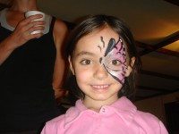 Morgbu Face Painting - Temporary Tattoo Artist in Lackawaxen, Pennsylvania