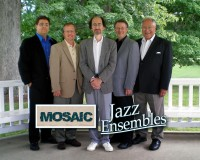 Mosaic Jazz Ensembles - Swing Band in Akron, Ohio