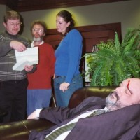 Motive For Murder - Murder Mystery Event in Asheville, North Carolina