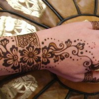 Mountain Mehndi - Henna Tattoo Artist / Temporary Tattoo Artist in Salt Lake City, Utah
