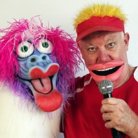 Mr. Mike Raffone - Puppet Show in Kendall, Florida