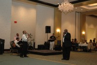 Mr.Charles and Band - Masters Of Music - Jazz Singer in Tampa, Florida