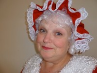 Mrs. Santa - Costumed Character in Lincoln, California