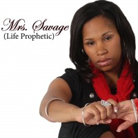 Mrs.savage - Christian Rapper in ,