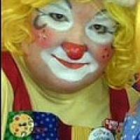 Ms Sally [the clown] - Face Painter in Columbia, South Carolina