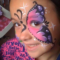 Munchkin Designs Face Painting - Portrait Photographer in Boulder, Colorado