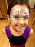Face paint fun!