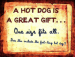 Hot Dog Sayings