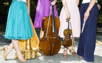Nina's Music Book - String Trio in Princeton, New Jersey