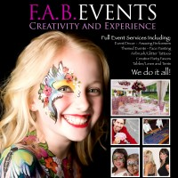My Fab Events - Body Painter in Magog, Quebec