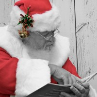 My Name Is Santa! - Santa Claus in Traverse City, Michigan