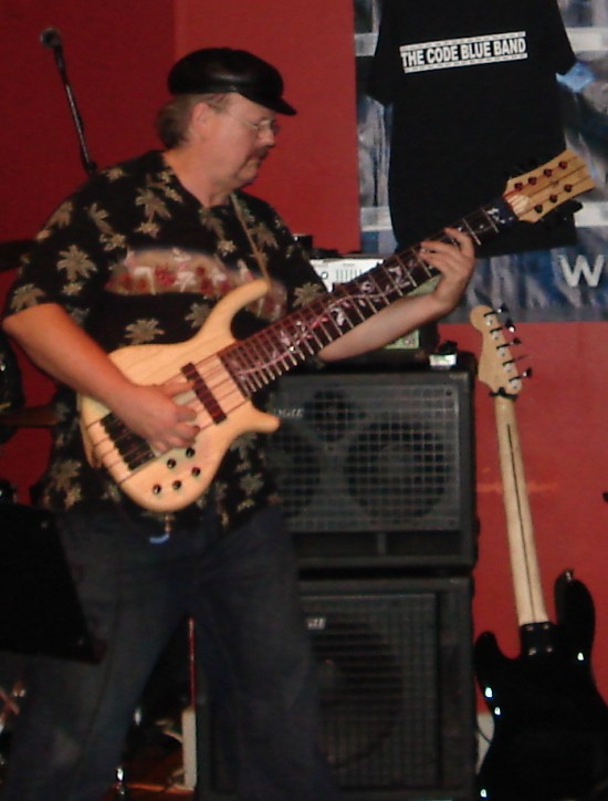 Bass Player Gary Mack
