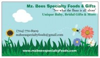 Mz Bees Speciality Foods & Gifts - Cake Decorator in Kannapolis, North Carolina