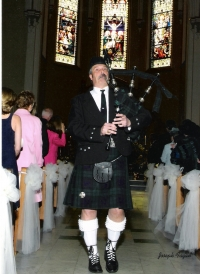 Bagpiping For All Occassions
