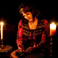Naja Elieva of a Handy Little Company - Psychic Entertainment / Interactive Performer in Atlanta, Georgia