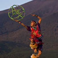 Nakotah LaRance -  Native  American Hoop Dancer - Native American Entertainment in Santa Fe, New Mexico