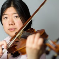 Nami Hashimoto - Violinist in Greece, New York