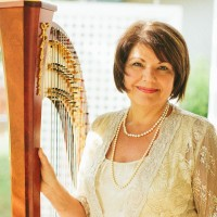 Nancy Dygert - Solo Harpist / White River Trio - Harpist / String Trio in Branson, Missouri