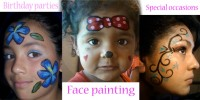 Natalie The Face Painter
