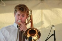 Nathan Geyer - Trombone Player in ,