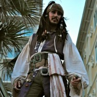 NC's Leading Captain Jack Sparrow Impersonator - Actor in Charlotte, North Carolina
