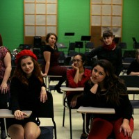 NCSU Ladies in Red - A Cappella Singing Group in Fayetteville, North Carolina