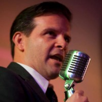 Ned Fasullo & The Fabulous Big Band Orchestra - Crooner in Baton Rouge, Louisiana