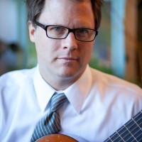 Neil Dixon Smith - Classical Guitarist in Ann Arbor, Michigan