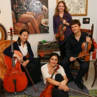 New England String Quartet - Classical Music in Ludlow, Massachusetts