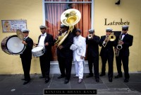 New Orleans Kinfolk Jazz Band