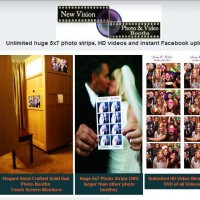 New Vision Photo and Video Booths - Photo Booths in Los Angeles, California