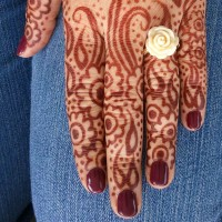 New World Henna - Princess Party in Montgomery, Alabama