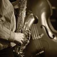 New York Confidential - Saxophone Player in Bellevue, Washington
