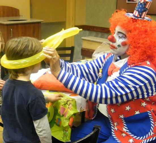 Nica The Clown Entertainer