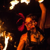 Night Magic Designs - Fire Performer in Hammond, Indiana