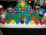 Famous Jello Shots