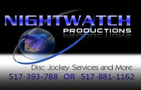 Nightwatch Productions - Mobile DJ in Flint, Michigan