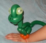 Dinosaur Balloon Bracelet
