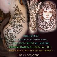 Noa chaikin henna tattoo artist in underhill vermont for Tattoo parlors in vermont