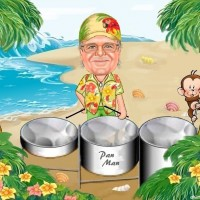 Northwest Panman - Steel Drum Player in Anchorage, Alaska