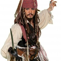 Captain Jack Sparrow & his Dream Friends - Miley Cyrus Impersonator in ,