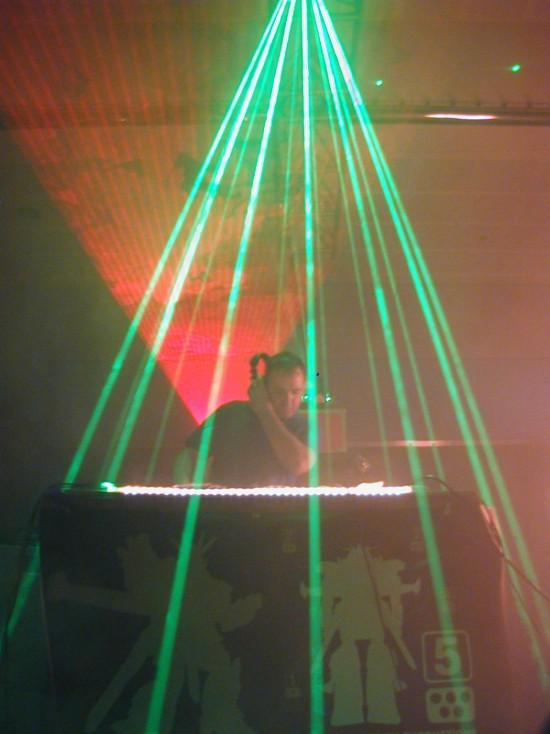 Salt Lamps Blowing Up : Hire Nu-Salt Laser Light Shows International - Laser Light Show in Hollywood, California