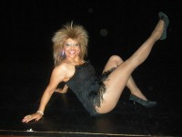 Impersonator NyAnn Young - Dancer in Redding, California