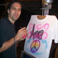 Ocean Air Graphics - Airbrush Artist in Jacksonville, Florida