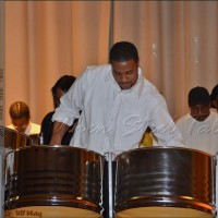 Odie Gonzales - Steel Drum Player in Clarksburg, West Virginia
