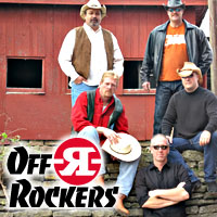 OFF-R-ROCKERS - Blues Band in Richmond, Indiana