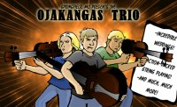 Ojakangas Trio - Cellist in Branson, Missouri